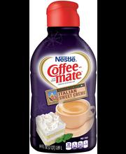 Nestle Coffeemate Italian Sweet Creme Liquid Coffee Creamer 6...