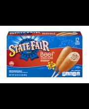 State Fair® Brand Corn Dogs 12 ct Box