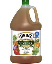 Heinz Apple Cider Distilled Vinegar 1 gal. Jug