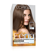 Feria Hair Color Multi-Faceted Shimmering Colour Medium Brown 50