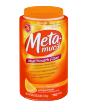 Metamucil® 4 in 1 Multi Health Orange Smooth Daily Fiber Supp...