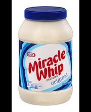 Kraft Miracle Whip Dressing 30 fl. oz. Jar