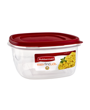 Rubbermaid Easy Find Lids - 14 Cups