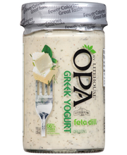 OPA by Litehouse® Greek Yogurt Feta Dill Dressing 11 fl. oz. Jar