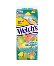 Welch's® Guava Pineapple Juice Cocktail 59 fl. oz. Carton