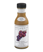 Briannas Home Style New American Creamy Balsamic Dressing
