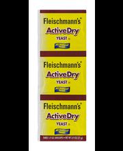 Fleischmann's® ActiveDry Yeast 3-0.25 oz. Envelopes