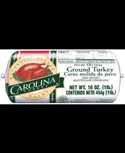 Carolina Turkey® Ground Turkey 16 oz. Chub