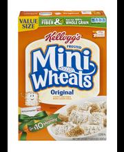 Kellogg's® Original Frosted Mini-Wheats® Cereal 24 oz. Box