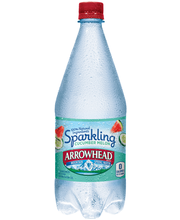 Arrowhead® Sparkling Cucumber Melon Water 33.8 fl. oz. Bottle