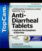 TOPCARE A-DIARRHEAL CPLTS