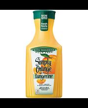 Simply Orange® Juice with Tangerine 59 fl. oz. Bottle