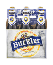 Buckler® Non-Alcoholic Malt Beverage 6-12 fl. oz. Bottle