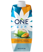 O.N.E.™ Coconut Water Beverage with a Splash of Mango 16.9 fl...