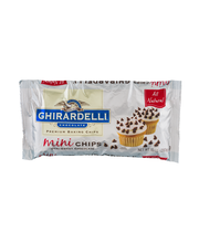 Ghiradelli Mini Chips Semi-Sweet Chocolate Baking Chips