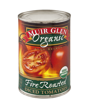 Muir Glen™ Organic Diced Fire Roasted Tomatoes 14.5 oz. Can