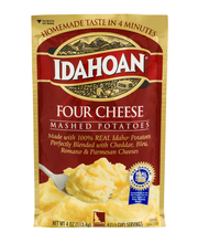 Idahoan® Four Cheese Mashed Potatoes 4 oz. Pouch