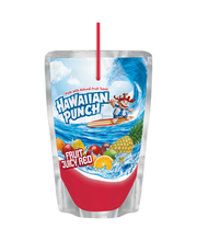 Hawaiian Punch® Fruit Juicy Red Juice Drink 10-6 fl. oz. Pouches