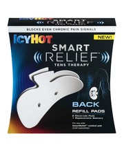 Icy Hot Smart Relief Back Therapy Refill Pads - 2 CT