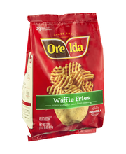Ore-Ida® Waffle Fries 22 oz. Bag