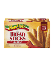 New York Brand® Bakery The Original Bread Sticks with Real Ga...