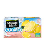 Minute Maid® Coolers Pink Lemonade 10 ct Box