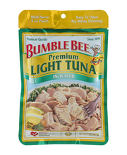 Bumble Bee® Premium Light Tuna in Water 5 oz. Pouch
