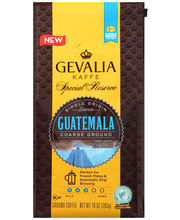 Gevalia Special Reserve Guatemala Coarse Ground Coffee 10 oz....