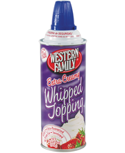 Wf Xtra Crmy Whip Topping