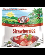 Wf Strawberries Slcd Iqf