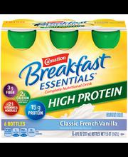 Carnation Breakfast Essentials© High Protein Ready To Drink, ...