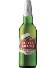 Stella Artois Lager, 22 fl. oz. Bottle