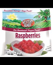Wf Raspberries Iqf