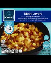 @EASE BREAKFAST BOWL MEAT LOVERS