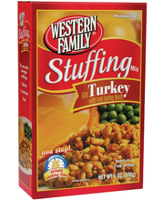 Wf Turkey Flavored Stuffing