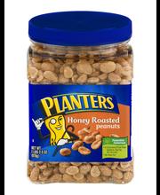 Planters Honey Roasted Peanuts 34.5 oz. Jar