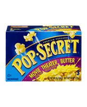 Pop Secret® Movie Theater Butter Popcorn 3-3.2 oz. Bags