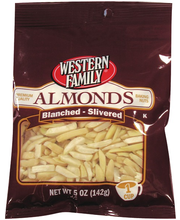 Wf Almonds Blanched Slivered