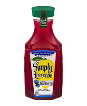 Simply Lemonade® with Blueberry 59 fl. oz. Bottle