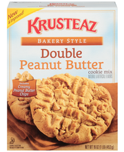 Krusteaz® Double Peanut Butter Bakery Style Cookie Mix 16 oz....