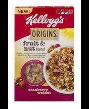 Kellogg's Origins Fruit & Nut Blend Cranberry Walnut Cereal 1...