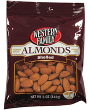 Wf Almonds Shelled