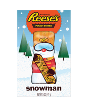Reese's Holiday Peanut Butter Snowman 5 oz. Box