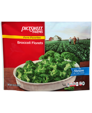 Pictsweet Farms® Farm Favorites Broccoli Florets 10 oz. Stand...