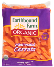 Earthbound Farm® Organic Mini Peeled Carrots 1 lb. Pack