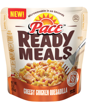 Pace® Ready Meals Cheesy Chicken Quesadilla 9 oz.