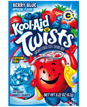 Kool-Aid Mixed Berry Unsweetened Drink Mix 0.22 oz. Packet