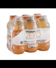 Glaceau Vitaminwater Zero™ Rise Orange 6-16.9 fl. oz. Bottles