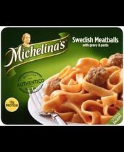 Michelina's® Swedish Meatballs 9 oz. Tray