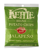 Kettle Brand® Jalapeno Potato Chips 1.5 oz. Bag
